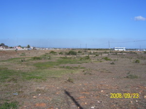01 - Motherwell Thuson Centre - Site Before Construction