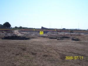02 - Motherwell Thuson Centre - Mass Earthworks for Basement Platform