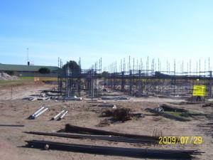 03 - Motherwell Thuson Centre - Column Reinforcing