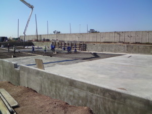 17 - Upgrading and Refurbishment of Zwide swimming pool - Steel Reinforcing