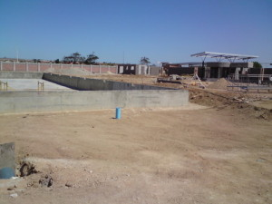 20 - Upgrading and Refurbishment of Zwide swimming pool - Site Earthworks