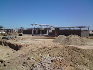21 - Upgrading and Refurbishment of Zwide swimming pool - Building Construction and Earthworks
