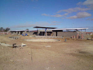 22 - Upgrading and Refurbishment of Zwide swimming pool - Main Building Construction