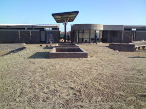 25 - Upgrading and Refurbishment of Zwide swimming pool - Paving Preperation