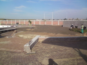 28 - Upgrading and Refurbishment of Zwide swimming pool - Site Finishing