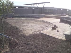 29 - Upgrading and Refurbishment of Zwide swimming pool - Braai Area