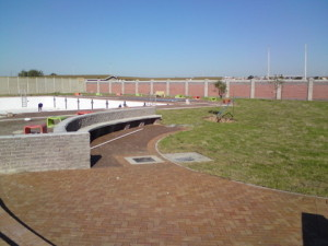 30 - Upgrading and Refurbishment of Zwide swimming pool - Finishing