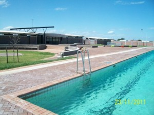 34 - Upgrading and Refurbishment of Zwide swimming pool - Completed Site