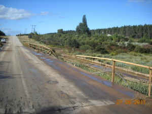 01 - Kouga-Koukamma - Bridge Balustrade Repair (Before)