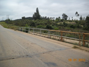 02 - Kouga-Koukamma - Bridge Balustrade Repair (After)
