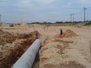 03 - Storm Water for Coega Industrial Zone 2 - Laying of Storm Water Pipe Culverts