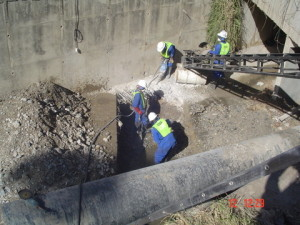 04 - Inverted Sewer Siphon - Existing Storm Water Culvert Alteration