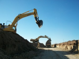 05 - Construction of Standford Road and Bloemendal Arterial - Bulk Earthworks opertation