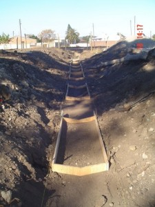 05 - Inverted Sewer Siphon - On Site Storm Water Arrangement