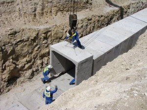 06 - CDC Zone 5 - Placing of Box-Culverts