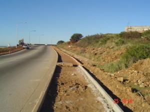 06 - Construction of Asphalt sidewalks