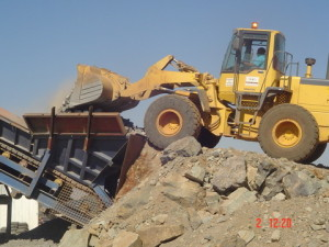 08 - DR08022 -  On Site Crusher