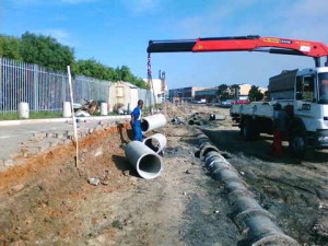 09 - Upgrading of Perl Road - Stormwater Drainage