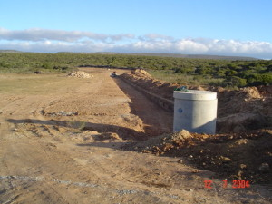 10 - Chatty Extension 12 & 13 - Bulk Sewer - Bulk Sewer Manhole Construction