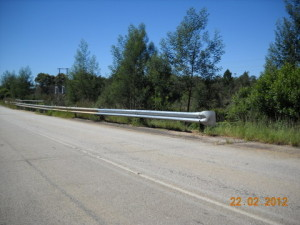 10 - Kouga-Koukamma - Guardrail Repair (After)