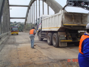 11 - Patch & Reseal of TR45 - Milling of Old Asphalt in Port Alfred