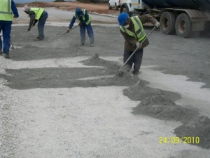 12 - Construction of Standford Road and Bloemendal Arterial - Subbase Stabilisation