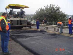 12 - Patch & Reseal of TR45 - Asphalt Overlay in Port Alfred