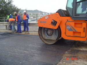 13 - Patch & Reseal of TR45 - Asphalt Overlay in Port Alfred