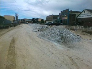 13 - Upgrading of Perl Road - Imported Material for Layerworks