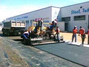 15 - Upgrading of Perl Road - Asphalt Construction