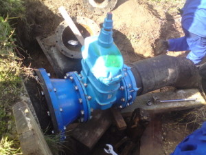 15 - Victoria Drive 315mm Watermain upgrade - Isolation Valve Replacement at Reservoir