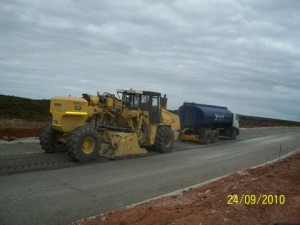 17 - Construction of Standford Road and Bloemendal Arterial - Subbase Stabilisation