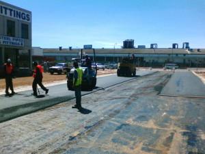 17 - Upgrading of Perl Road - Asphalt Construction