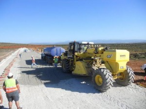 18 - Construction of Standford Road and Bloemendal Arterial - Subbase Stabilisation