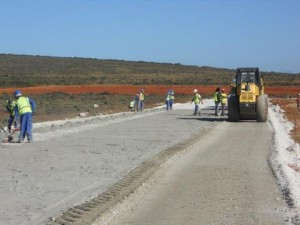 19 - Construction of Standford Road and Bloemendal Arterial - Subbase Stabilisation
