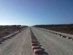 20 - Construction of Standford Road and Bloemendal Arterial -Subbase Stabilisation