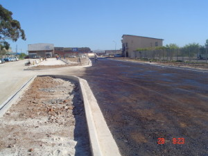 20 - Upgrading of Perl Road - Priming