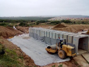 24 - Construction of Standford Road and Bloemendal Arterial - Construction of Box Culvert