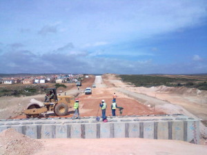 26 - Construction of Standford Road and Bloemendal Arterial - Installation of Box Culvert