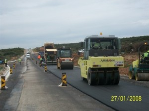 30 - Construction of Standford Road and Bloemendal Arterial - Asphalt