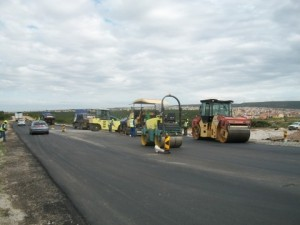 31 - Construction of Standford Road and Bloemendal Arterial - Asphalt