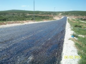 32 - Construction of Standford Road and Bloemendal Arterial - Priming