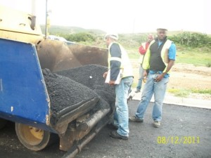35 - Construction of Standford Road and Bloemendal Arterial - Asphalt Trial Section 2