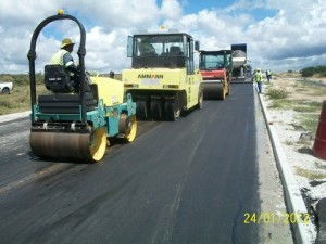 36 - Construction of Standford Road and Bloemendal Arterial - Asphalt