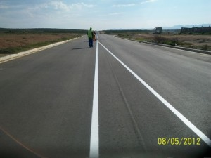 39 - Construction of Standford Road and Bloemendal Arterial - Road Marking