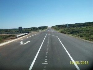 40 - Construction of Standford Road and Bloemendal Arterial - Road Marking