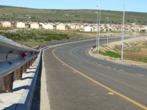 47 - Construction of Standford Road and Bloemendal Arterial - Completed Project